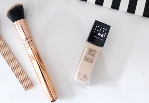 PRODUKT DER WOCHE  Maybelline Fit Me Foundation
