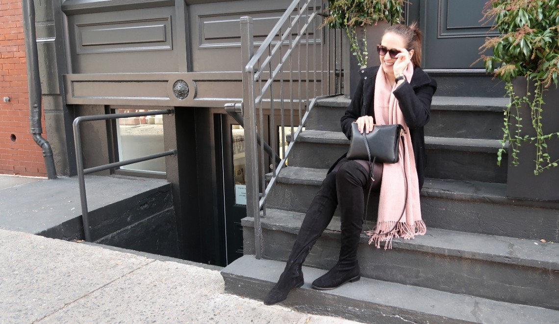 Outfit Inspiration: Overknee-Boots
