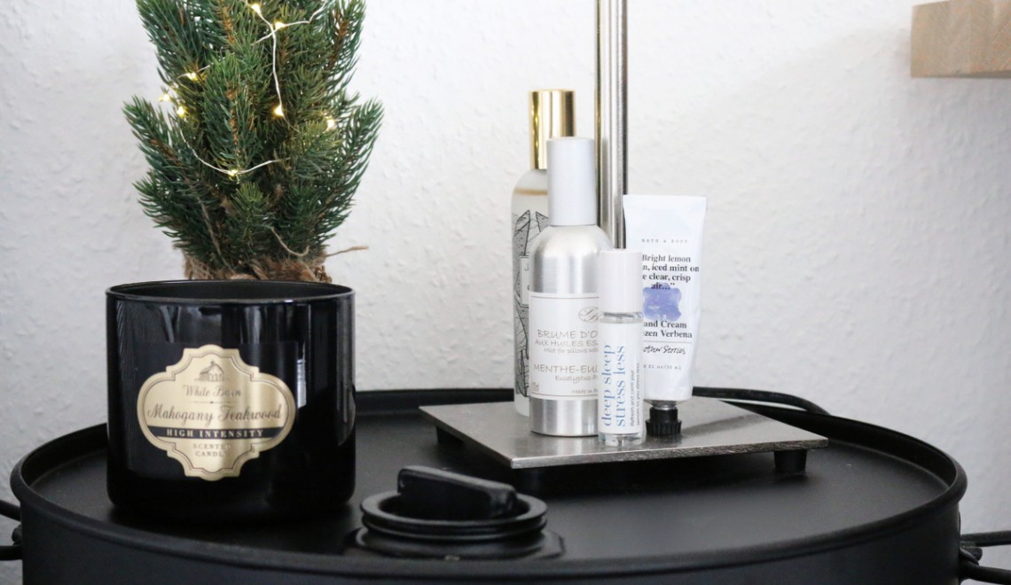 Bedside Beauty Essentials // Winter Edition