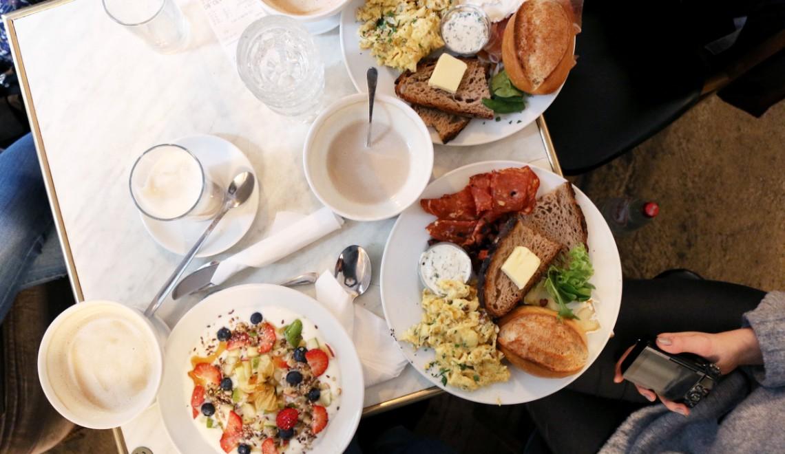 Cologne Food Guide #3: Salon / Café Schmitz