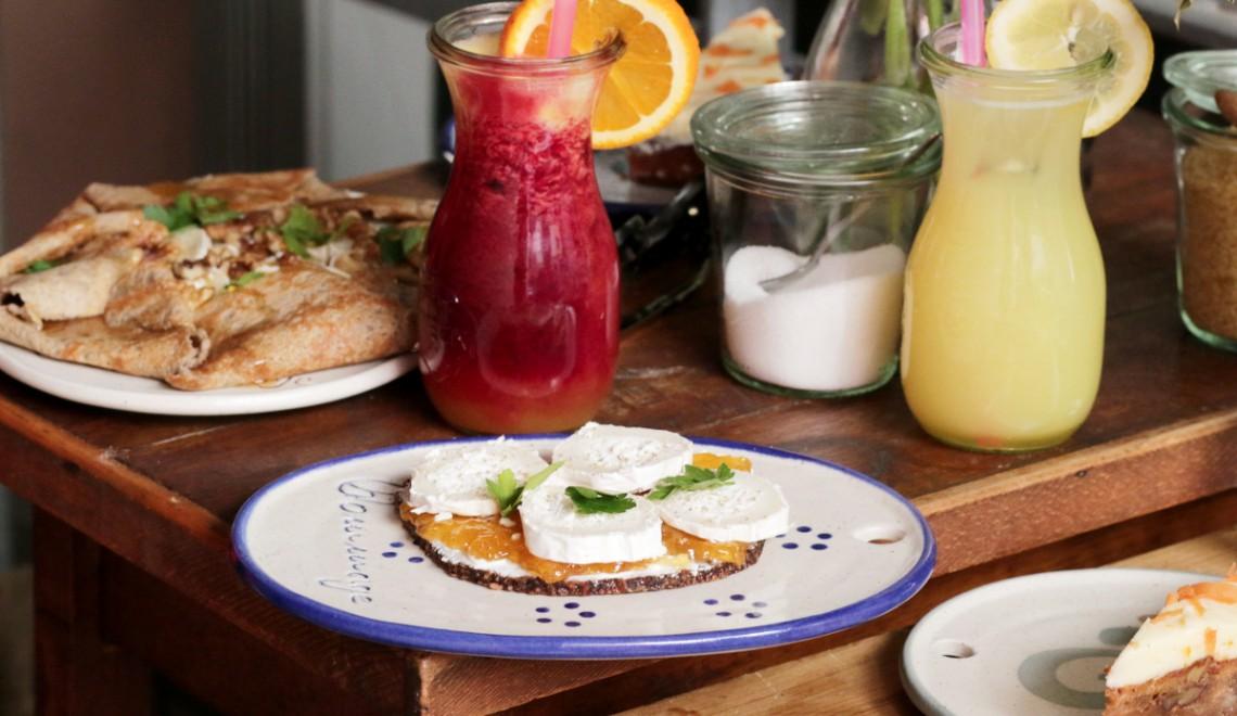 Cologne Food Guide #6: Hommage Café