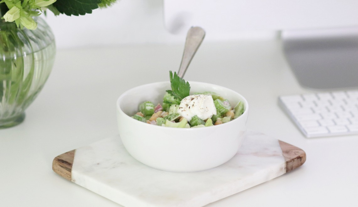 LUNCH IDEEN  schnelle & einfache Sommersalate